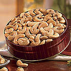 Jumbo Cashews 1lb. Gift Tin
