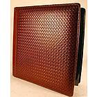 Leather Photo Album with Combination Pages