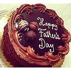 Father's Day Chocolate Truffle Cake