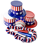 Patriotic Party Pack For Ten