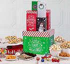 Christmas Eve Gift Tower