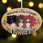 Personalized Sister Goddesses Ornament
