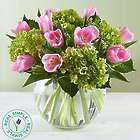 Splendid Spring Tulip and Hydrangea Bouquet