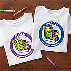 Kid's Proud Graduate Personalized T-Shirt