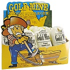 Gold Mine Nugget Bubble Gum Package