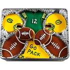 Green Bay Packers Decorated Sugar Cookies