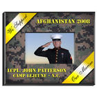 Personalized Military Yellow Ribbon Horizontal Picture Frame