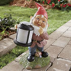 Water-Resistant Outdoor Gnome Speaker