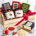 Plymouth Cheese & Just Jan's Spreads Gourmet Gift Box