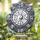 Yin Yang Bagua Rock Sculpture
