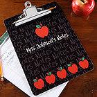 A+ Teacher Personalized Clipboard