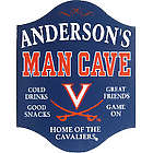 Personalized University of Virginia Cavaliers Pub Sign