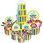 Mega Holiday Nostalgic Candy Gift Tower