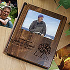 Personalized Memorial Photo Album