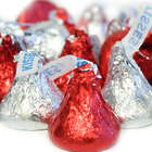 1 Pound Bulk Bag of Valentine's Day Hershey's Kisses