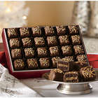 24 German Chocolate Petits Fours Gift Box