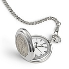 Liberty Coin Pocket Watch