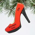 High Heel Christmas Ornament