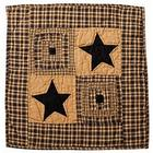 Vintage Star Quilted Wall Hanging