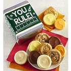 12 Cookies in Teacher's You Rule! Gift Tin