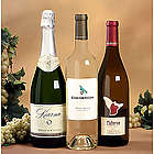 Chardonnay, Pinot Grigio and Sparkling Wine Gift Set