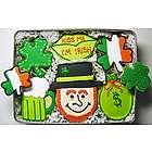 St. Patrick's Day Irish Sugar Cookie Gift Tin