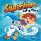 Superhero Potty Time Board Book