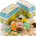 Happy Face Peace Van Cookie Gift Box