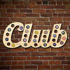 Club Beer Cap Map