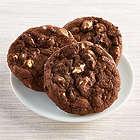 24 Dark Chocolate Cherry Cookies