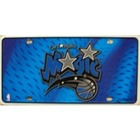 Orlando Magic License Plate