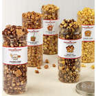 Caramel Lovers Popcorn in Clear Canister
