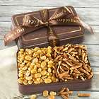 Father's Day Deluxe Nut and Snacks Gift Tin