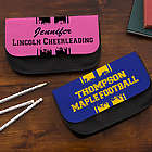 School Spirit Personalized Pencil Case
