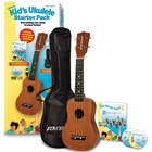 Kid's Ukulele Instruction Course Starter Pack