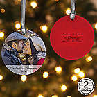 Personalized 2-Sided Photo Ornament