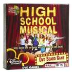 High School Musical DVD Board Game