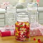 Personalized Cute and Sweet Treat Jar