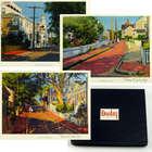 Nantucket Streets Dunlay Print Gift Set
