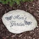 Personalized Mom's Garden Stone