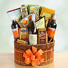 California Wine Trio Gift Basket