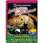Really Wild Animals Awesome Animal Builders DVD