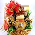 Mens Gift Basket of Bold Tastes