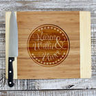 Sweetheart Personalized Cutting Board