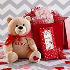 Personalized Teddy Bear in a Box