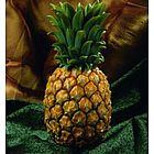 Pineapple Table Vase