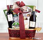 Houdini Napa Valley Duet Wine Gift Basket