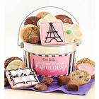 Another Year of Fabulous Treats Cookie Gift Pail