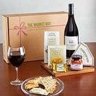 Make Mine a Pinot Wine and Gourmet Snacks Gift Box