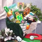 Golfers Gift Caddy Gift Basket